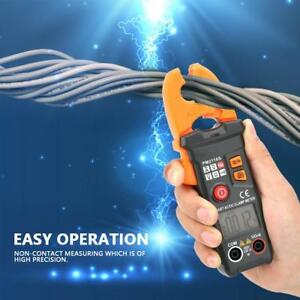 Peakmeter Pm2116s Mini Non contact Dc Digital Clamp Multimeter Measuring Tool Ho