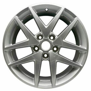 Brand New 17x7 5 Alloy Wheel Rim Fits 2010 2011 2012 Ford Fusion 3797