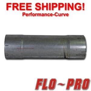 Flo Pro Twister F5 Race Diesel Muffler Stainless Steel 5 In 18 Long