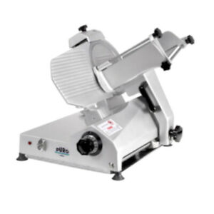 Univex 7512 Manual Electric Food Slicer With 12 Diameter Knife