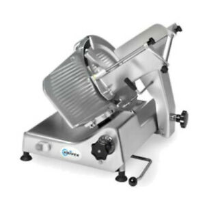 Univex 1000m Manual Premium Electric Food Slicer
