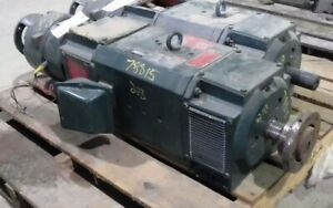 30 Hp Dc Reliance Electric Motor 1750 Rpm Lc2113atz Frame Dpfv 500v