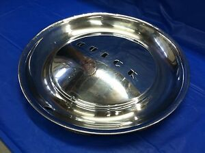 Vintage 1949 50 Buick 15 Hubcap Roadmaster Special Good Condition