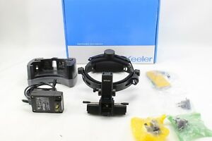 Keeler Vantage Binocular Indirect Ophthalmoscope Wireless With New Batteries