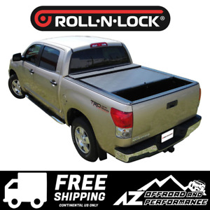 Roll n lock M Series Retractable Cover For 07 18 Toyota Tundra 5 5 Lg570m