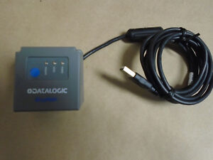 Datalogic Gryphon Gfs4400 Fixed Scan Usb New Free Shipping