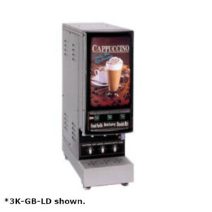 Grindmaster cecilware 4k gb ld Electric Hot Powder Cappuccino Dispenser