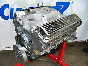 Chevy 350 310 Hp High Performance Tbi Balanced Crate Engine