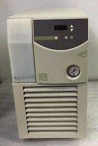 Thermo Scientific Neslab Merlin M25 Recirculating Chiller With 4 Month Warranty
