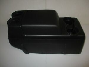 2004 2008 Ford F150 Black Center Floor Console Oem Also 2009 2014 Nice