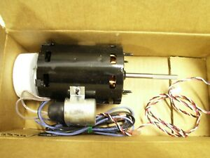Fasco Inducer Air Fan Motor Hc 30gb 230 1 16hp 3450rpm Shaft 5 16 X 3 3 1b