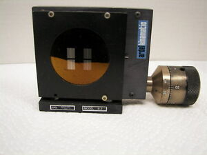Ardel Kinamatic Optical Mirror Mount Ncr B 2 Platform Laser Phonics Newport
