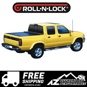 Roll n lock M Series Retractable Cover For 98 04 Nissan Frontier 6 Lg800m
