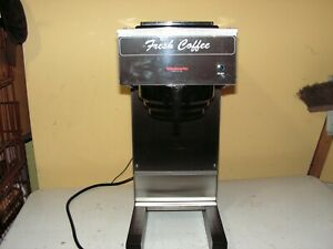 Cecilware Grind Master B ap Commercial Pour Over Air Pot Coffee Brewer