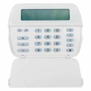 Dsc Pk5500l1 Powerseries 64 Zones Lcd Keypad Full Message Alarm Fire System