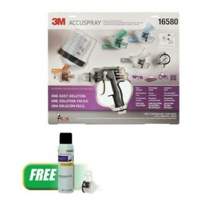 Accuspray One Spray Gun System W Standard Pps W free High Power Spray Gun Clean
