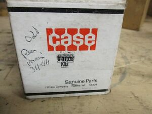 Case Tractor Main Bearing Set 020 Under Size Fits Case 300 300b And Small 400