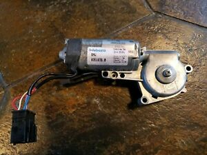 1992 1995 Bmw E34 5 Series Touring Wagon Double Panel Sunroof Drive Motor Oem