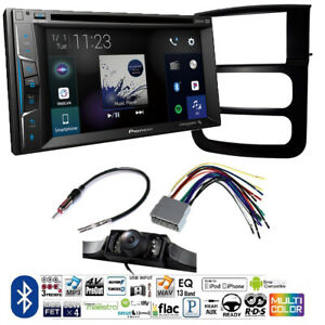 Pioneer Car Stereo Dvd Player Receiver Dash Kit For Select 2002 2005 Dodge Ram