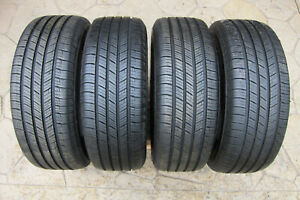 Set Of 4 235 65r16 Michelin X Tour Tires Excellent Near Full Tread No Repairs