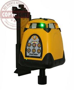 David White 3150 Green Beam Self leveling Rotary Laser Level topcon spectra