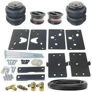 Air Tow Assist Load Level Kit No Drill 2014 18 Dodge Ram 2500 Already Lifted 4