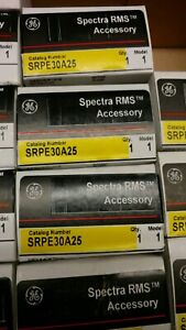 Ge Spectra Srpe30a25 25amp Circuit Breaker Rating Plug Brand New In Box