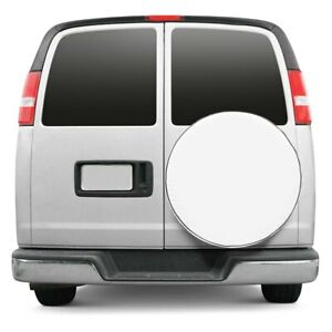 26 75 27 75 Classic Custom Fit Snow White Spare Tire Cover