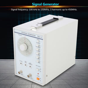 Tsg 17 High Frequency Signal Generator Rf radio frequency 220v 110v Ml