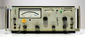 Cushman Electronics Ce 24 Frequency Selective Level Meter ref 161