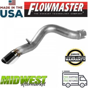 Flowmaster Axle Back Exhaust System Fits 2018 2019 Jeep Wrangler Jl 3 6l 2 0l