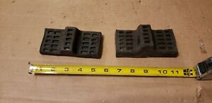 39 40 41 42 46 47 48 Chevy Car Nos New Leaf Spring Pads Coupe Sedan Convertible