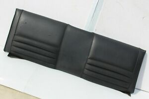 1965 1968 1969 Shelby Mustang Fastback Boss Fold Down Rear Seat Cushion 1971 73