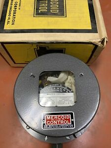 new Mercoid Control Pg 2 pg 79381 Pressure Switch 120vac 6a Range P2