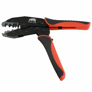 Spark Plug Lead Crimping Tool Ignition Wire Crimper Rhino Tools Quick Change