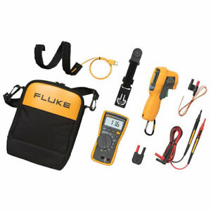 Fluke 116 62 Max Hvac Technician s Combo Kit