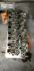 Thermo King 486v Diesel Engine Cylinder Head With Valves 4tnv84 Yanmar Used