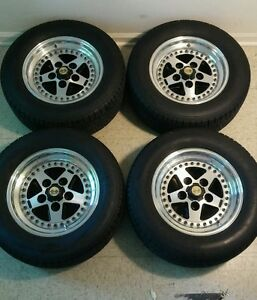 15 Etoile Wheels Gotti J55a Wheels 15x7 13 Rare Vintage Old School Multiple Pc