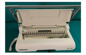 Fellowes Personal Comb Binder Star 150