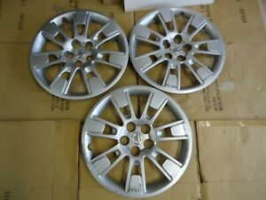 14 15 16 Toyota Corolla Wheel Cover Hubcaps Oem Used 16