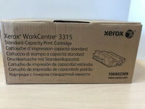 Genuine Oem Xerox 106r02309 Workcentre 3315 Black Toner Cartridge 095205623093