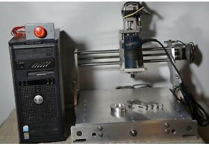 Bench Top Cnc Router Milling Engraving Drilling Pcb_ready To Run