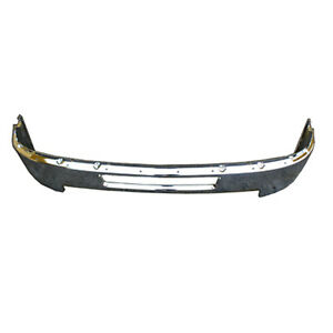 Front Bumper Face Bar For 2011 2013 Chevrolet Silverado 25 3500 25832522