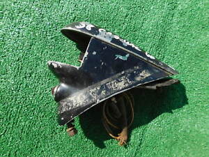 1938 Cadillac Lasalle Tail Light Housing 38