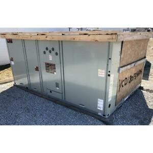 Trane Ycd180f3haba 15 Ton voyager Rooftop 2 stage Gas electric A c 12 1