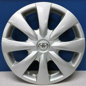 One 2009 2013 Toyota Corolla Base Le 61147c 15 Hubcap Wheel Cover 4262102060