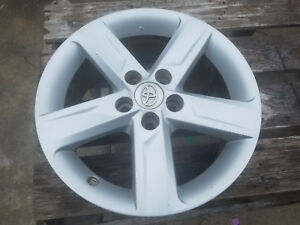 Toyota Camry Wheel 2012 2013 2014 Factory Oem 5 Spoke Alloy 17