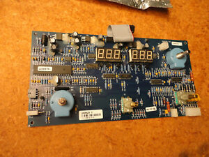 Miller 240625c Xmt 456 Front Panel Pc Circuit Board