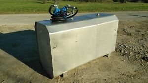 275 Gallon Fuel Tank Transfer Storage Gas Oil Diesel Biodiesel Farm Construction