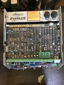 Amicon Typact Tpy3a 0324b 10hp Dc Drive Controller 10hp n4